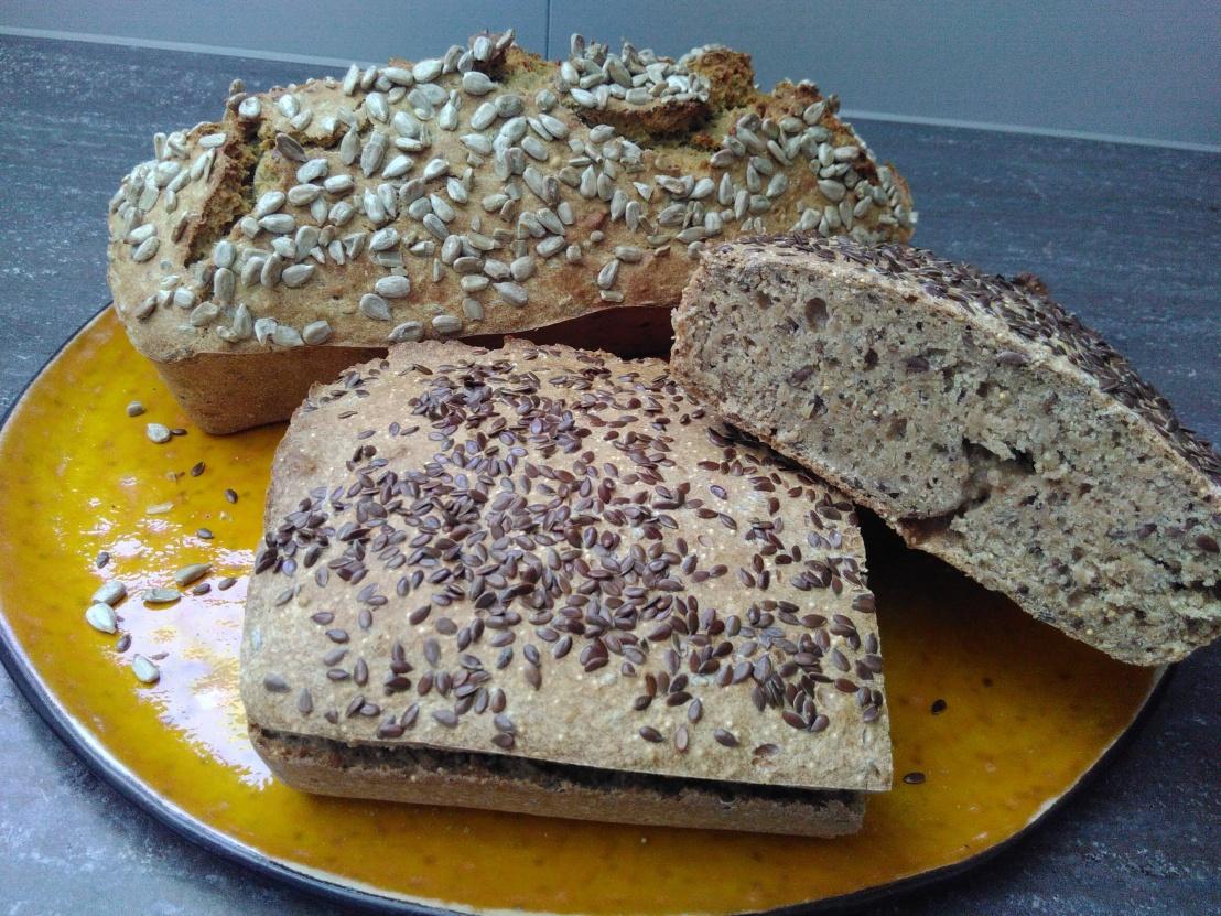 Selbst gebackenes BROT – einfach (&)lecker
