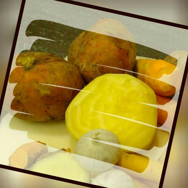 Goldrüben Curry