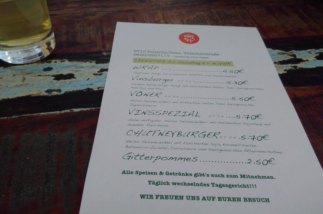 Zu Besuch bei VINS.Vegan in Feistritz an der Drau [Kärnten –Österreich]