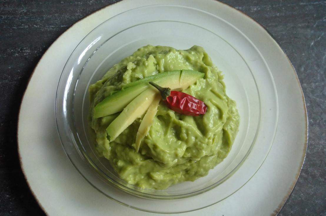 GUACAMOLE (Avocadocreme)
