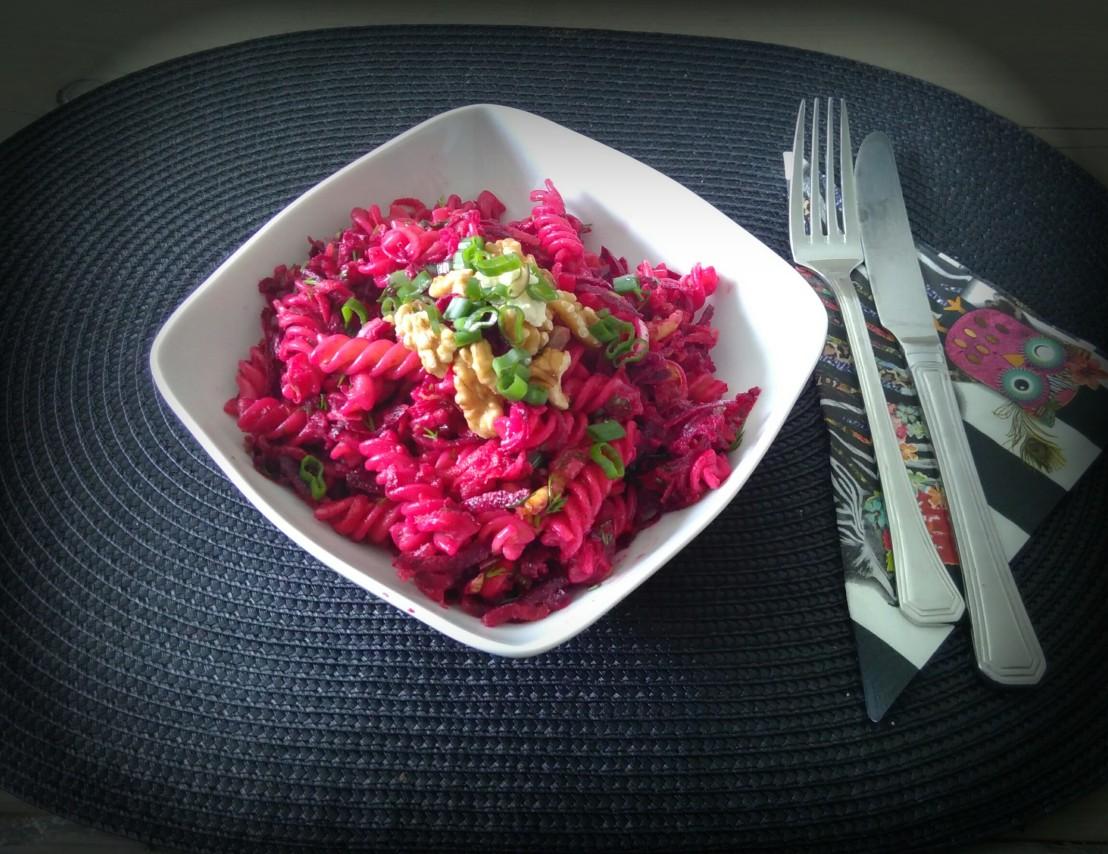 PINK PASTA Salat