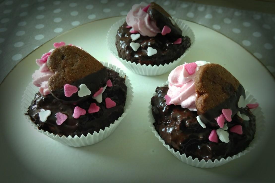 Rote Bete Muffins(vegan)
