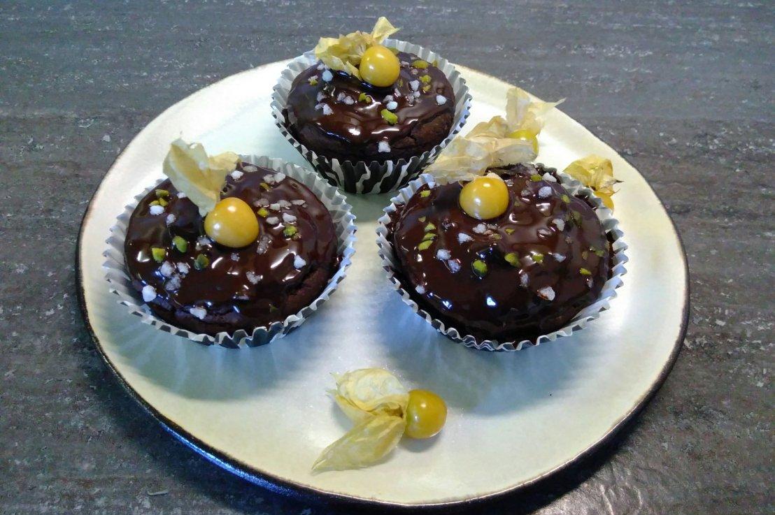 Bohnen Muffins Nr.3