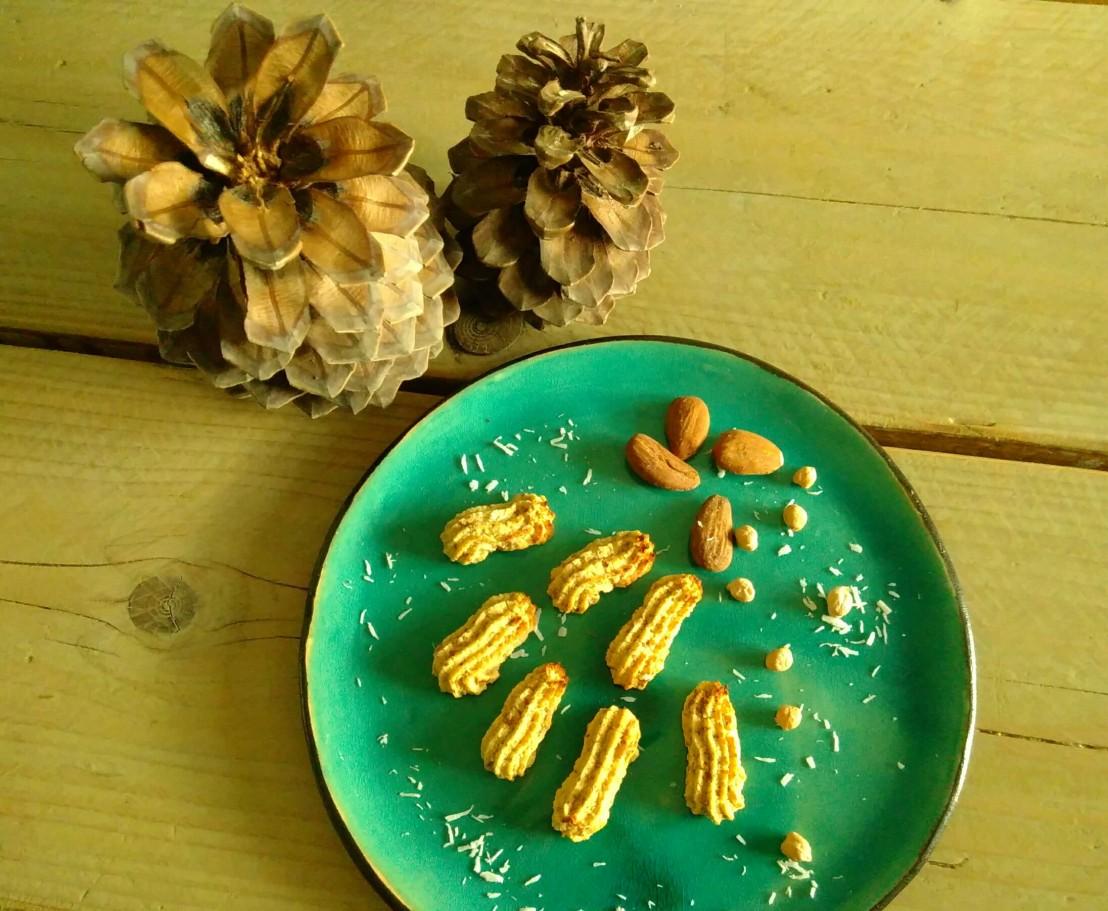 Köstliche Kichererbsen Kekse(glutenfrei)