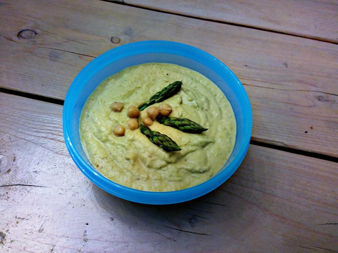 Hummus mit….