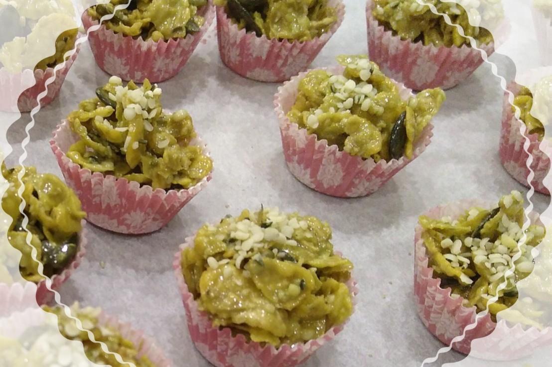 Green Flakys (glutenfrei)