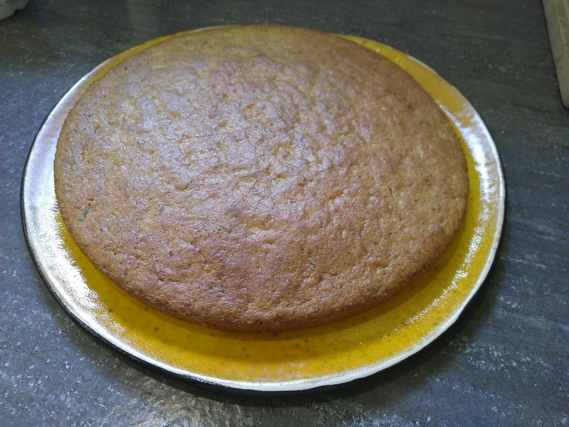 Zucchini Kuchen  (glutenfrei)