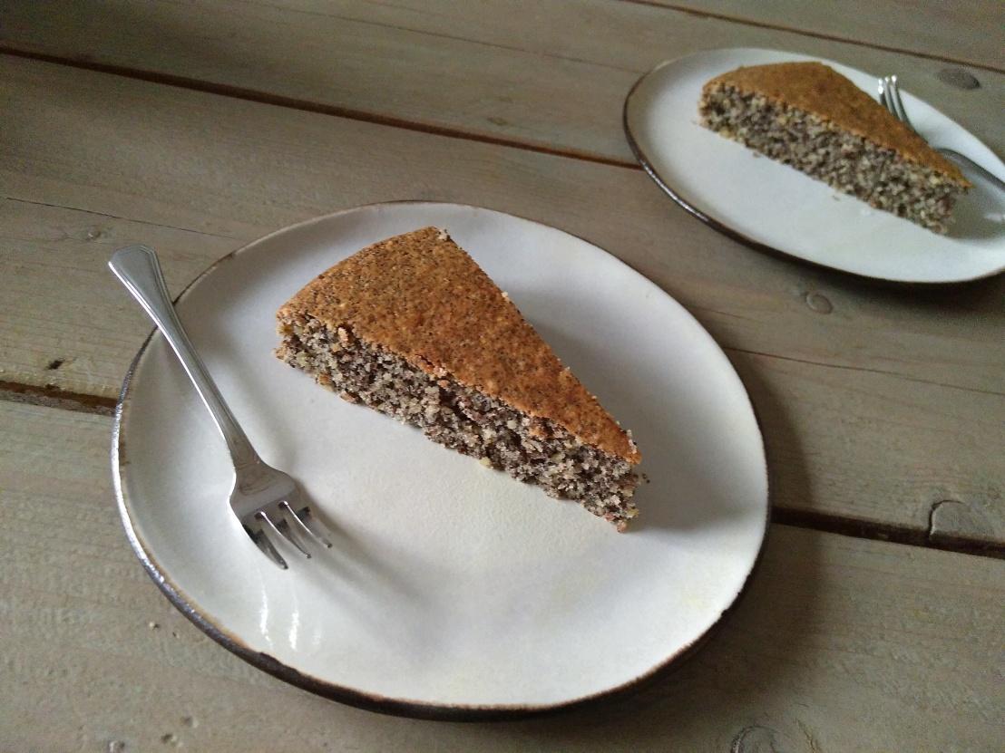 ** Mohnkuchen (gluten- & laktosefrei)**