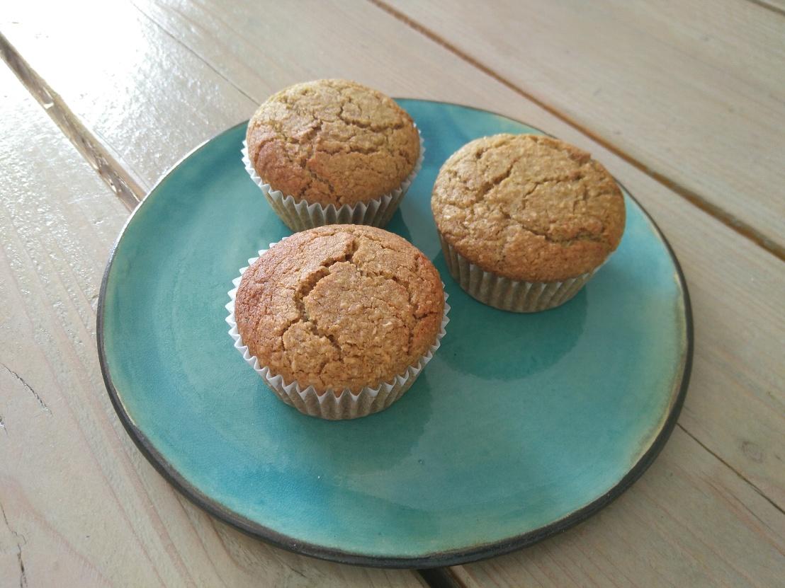Muffins – vegan &glutenfrei