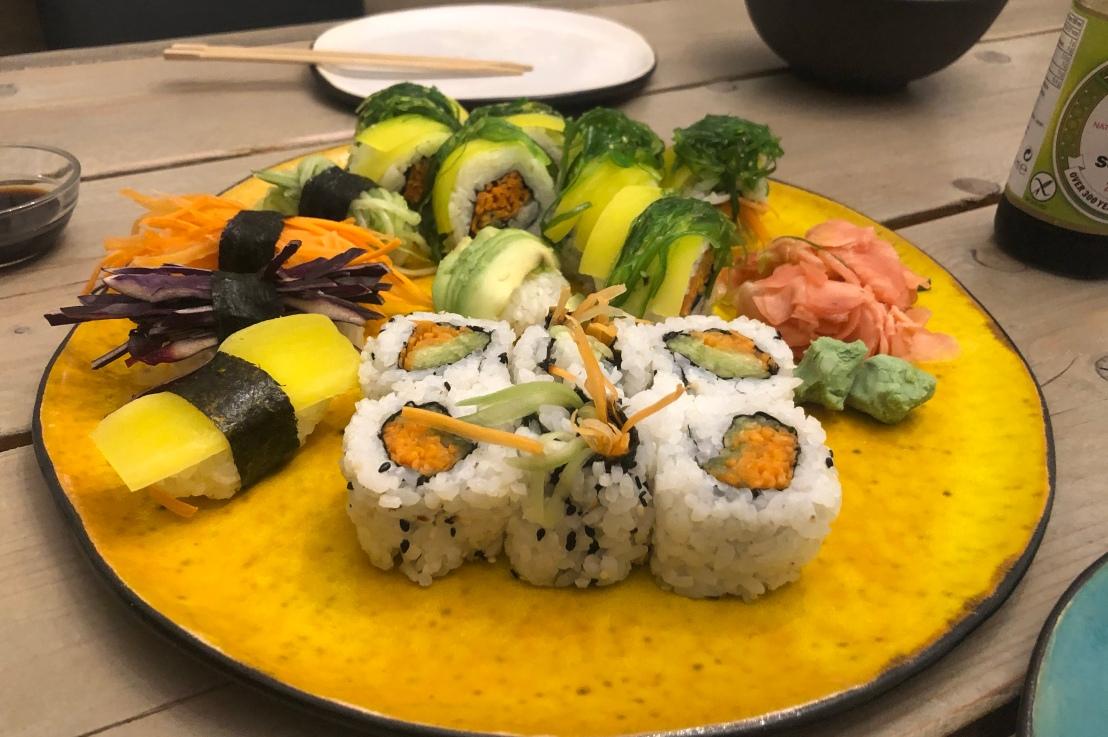 Vegane Sushi & Maki – KYO Kitchen & Bar –Klagenfurt