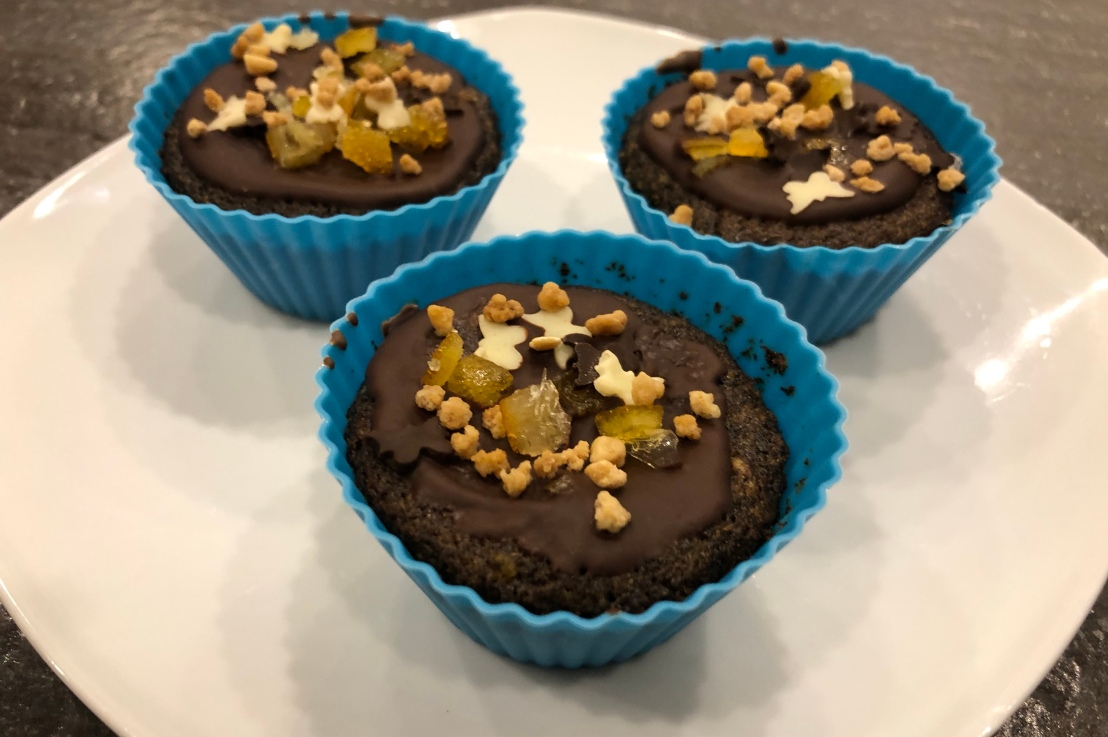 Würzige Muffins (gf)