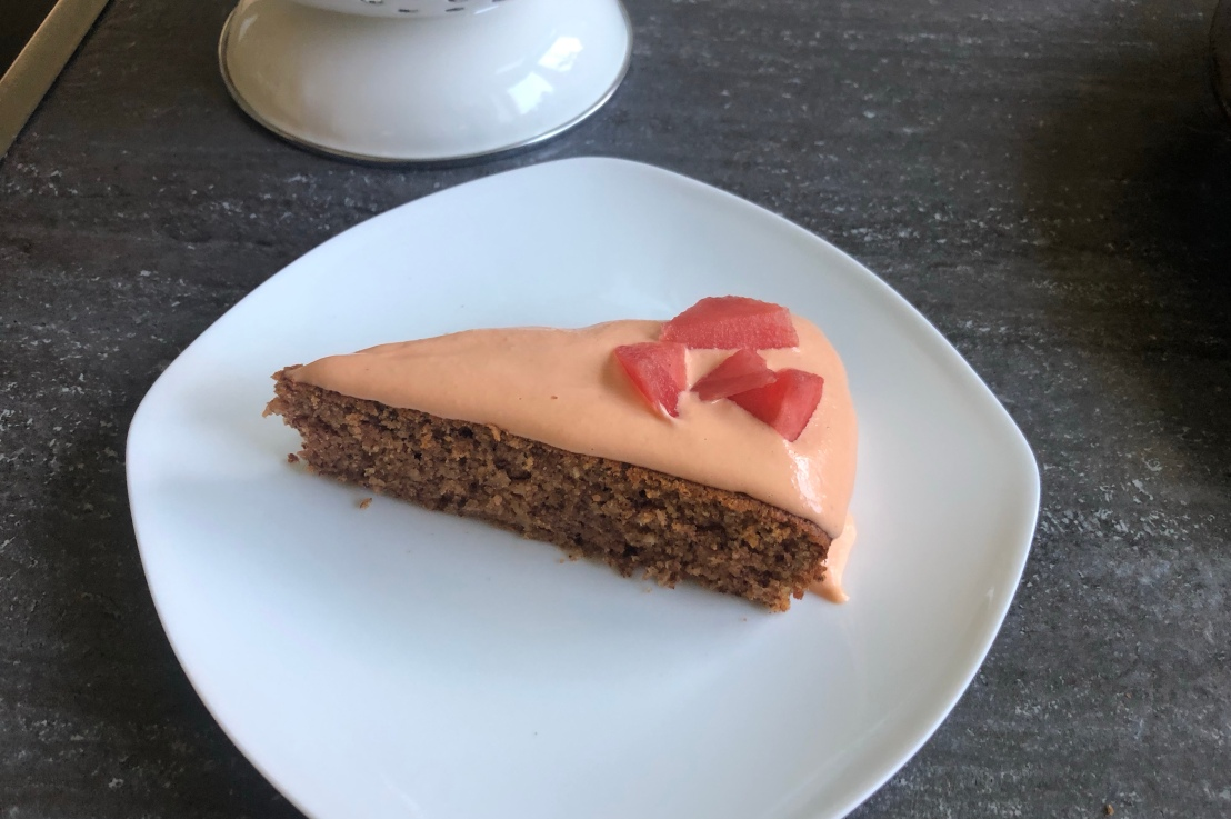 Wassermelonen Kuchen, gehtdas?